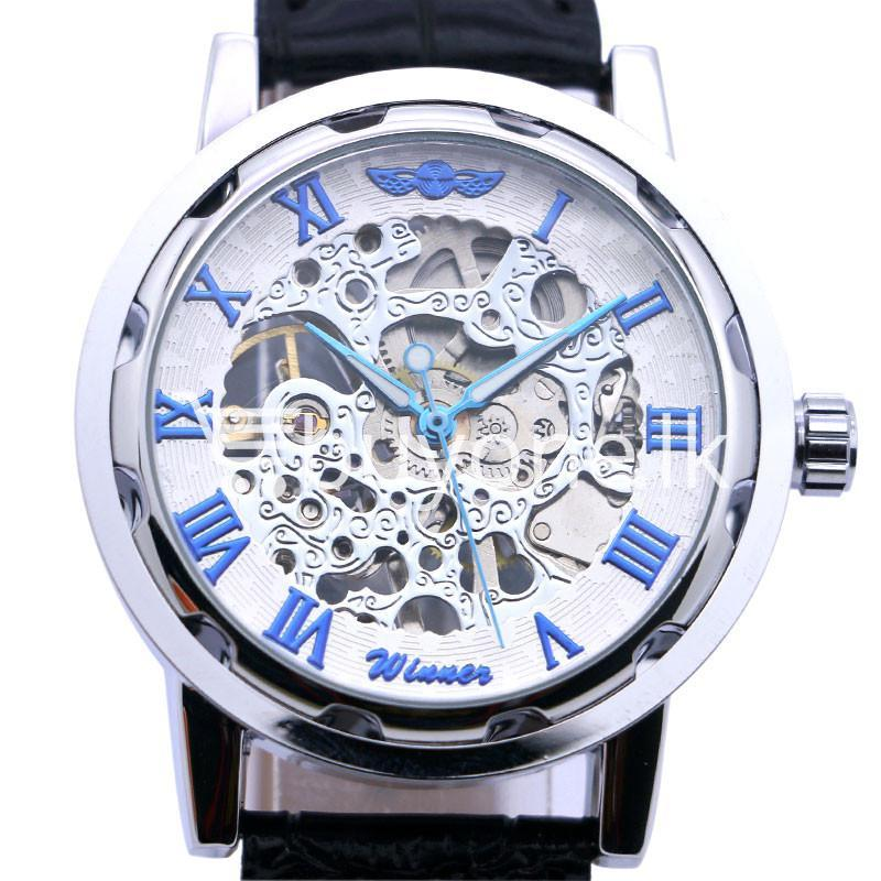 2016 winner luxury stainless steel wind watch for men automatic replica men watches special best offer buy one lk sri lanka 13047 1 - 2016 Winner Luxury Stainless Steel Wind Watch For Men Automatic Replica