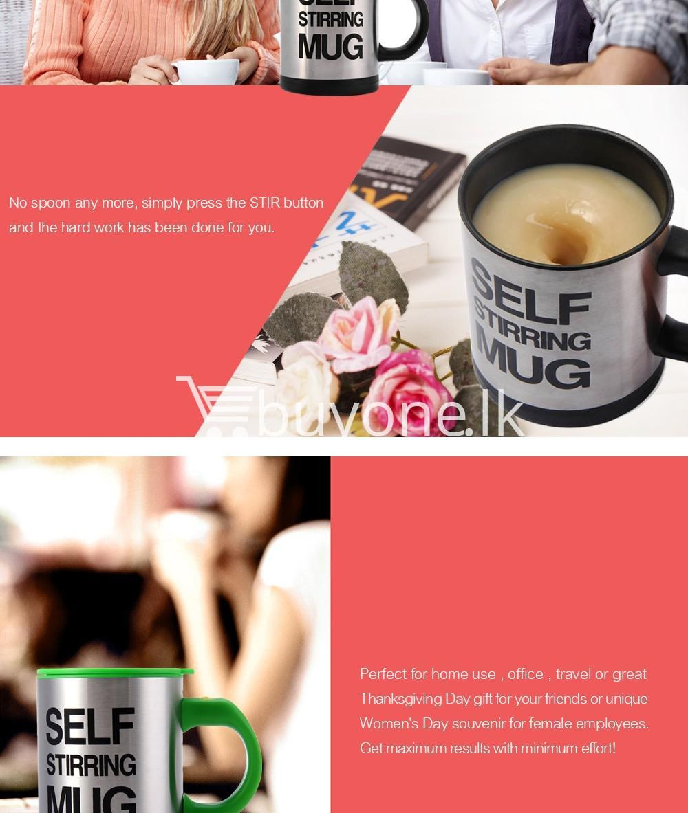 automatic self stirring mug coffee mixer for coffee lovers and travelers home and kitchen special best offer buy one lk sri lanka 40922 - Automatic Self Stirring Mug Coffee Mixer For Coffee Lovers and Travelers