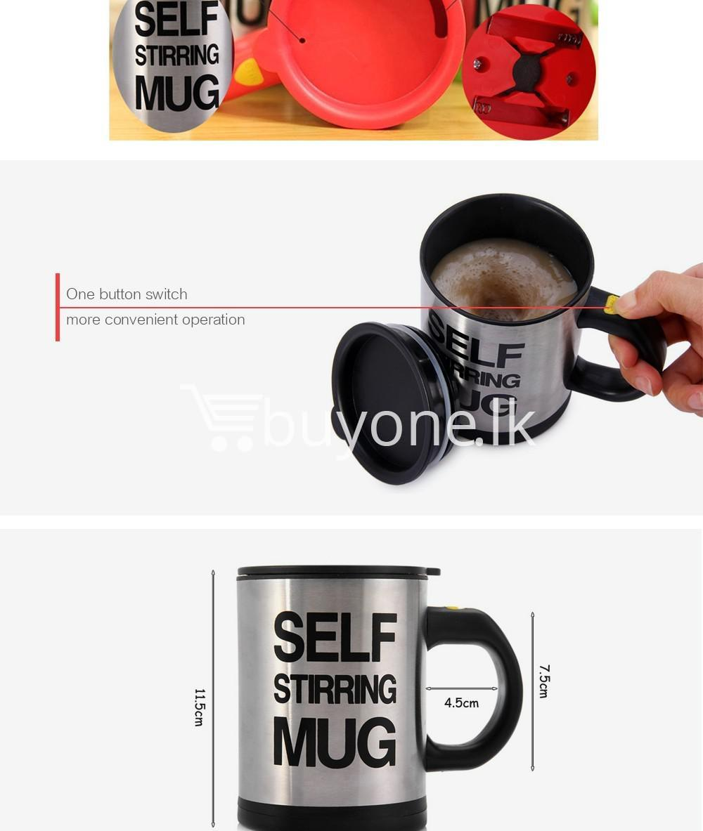 automatic self stirring mug coffee mixer for coffee lovers and travelers home and kitchen special best offer buy one lk sri lanka 40924 - Automatic Self Stirring Mug Coffee Mixer For Coffee Lovers and Travelers