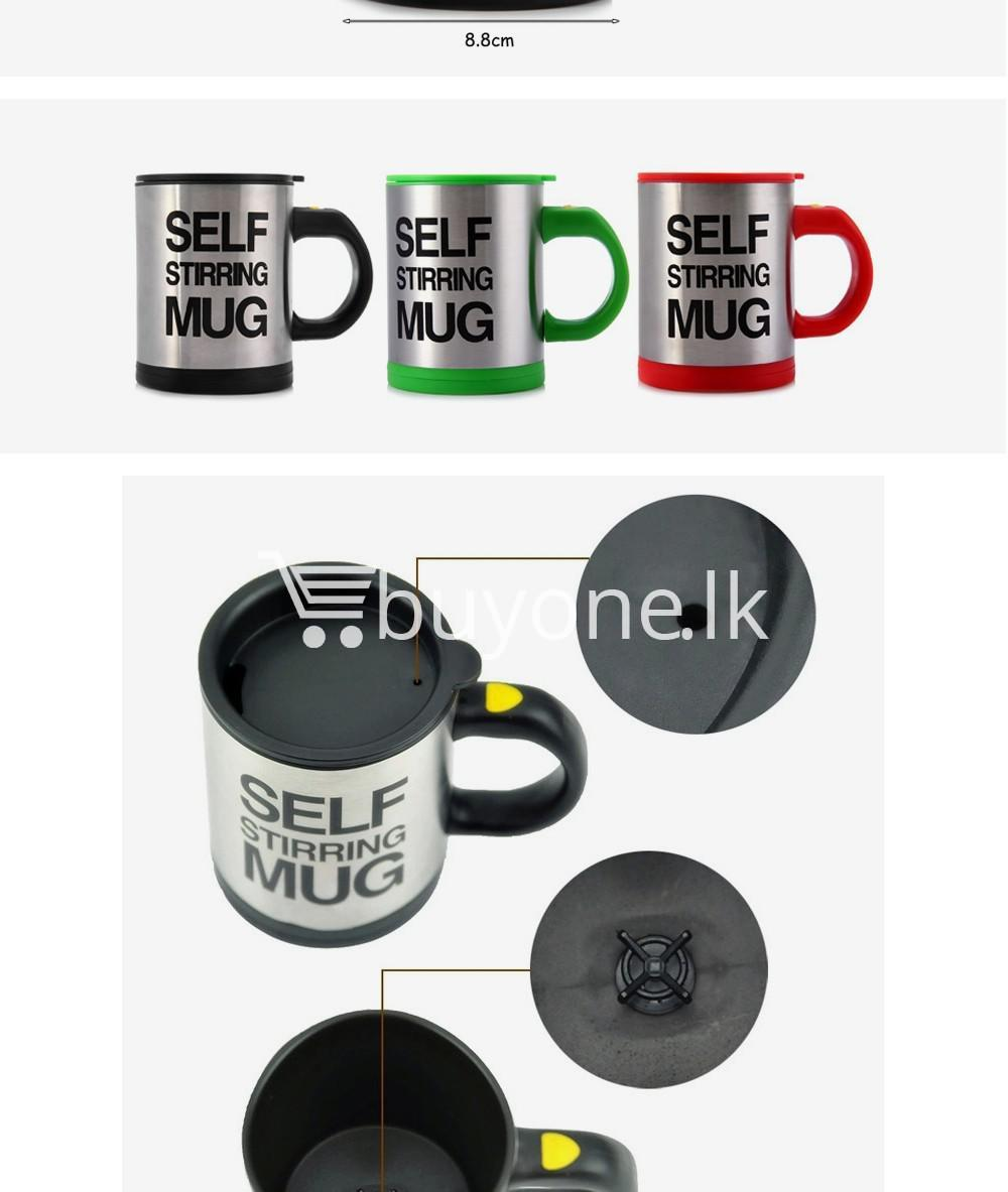 automatic self stirring mug coffee mixer for coffee lovers and travelers home and kitchen special best offer buy one lk sri lanka 40925 - Automatic Self Stirring Mug Coffee Mixer For Coffee Lovers and Travelers