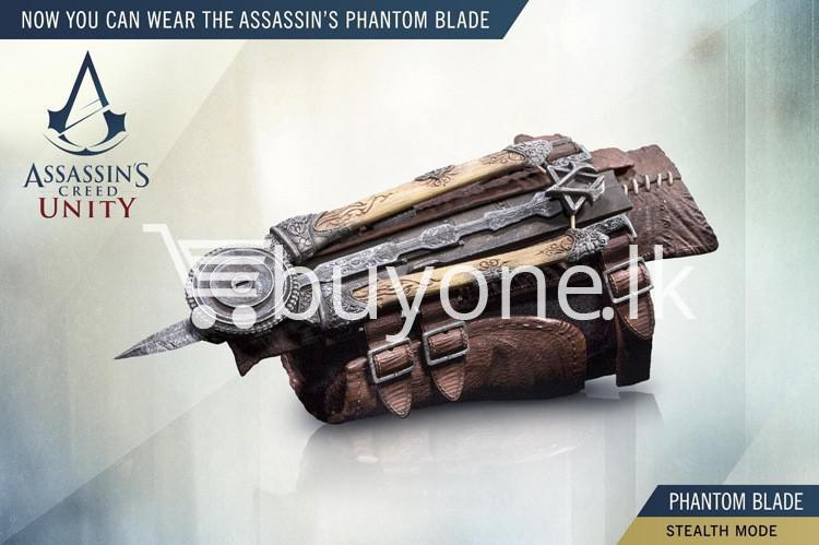 brand new assassins creed 5 unity hidden blade edward action figure baby care toys special best offer buy one lk sri lanka 11824 - Brand New Assassins Creed 5 Unity Hidden Blade Edward Action Figure