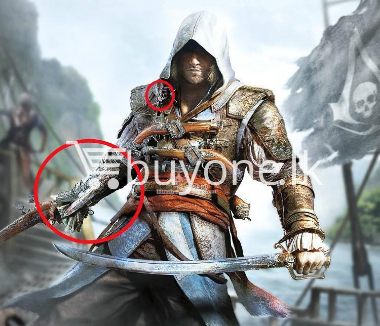 brand new assassins creed 5 unity hidden blade edward action figure baby care toys special best offer buy one lk sri lanka 11826 1 - Brand New Assassins Creed 5 Unity Hidden Blade Edward Action Figure
