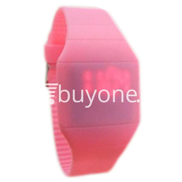 fashion ultra thin led silicone sport watch lovers watches special best offer buy one lk sri lanka 23087 - Fashion Ultra Thin LED Silicone Sport Watch