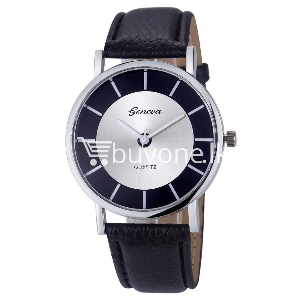 geneva quartz casual sports watch for ladieswomens watch store special best offer buy one lk sri lanka 10118 - Geneva Quartz Casual Sports Watch For Ladies/Womens