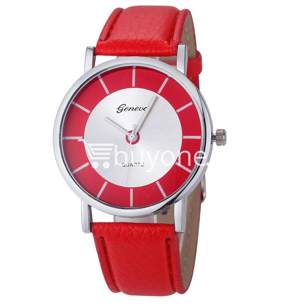geneva quartz casual sports watch for ladieswomens watch store special best offer buy one lk sri lanka 10119 - Geneva Quartz Casual Sports Watch For Ladies/Womens