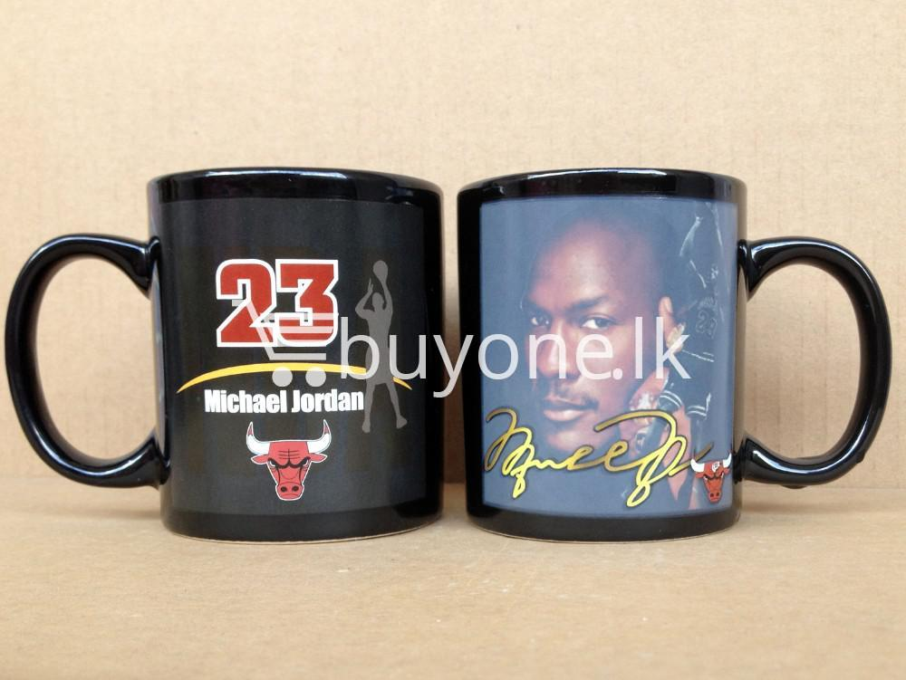 magic coffee office mug for nba lovers michael jordan fans home and kitchen special best offer buy one lk sri lanka 62494 - Magic Coffee Office Mug For NBA Lovers & Michael Jordan Fans