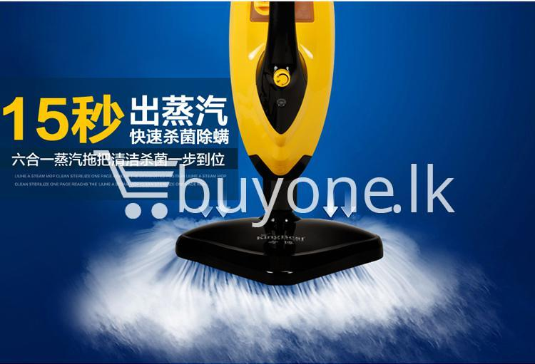 multi functional 5 in 1 steam mop x5 home and kitchen special best offer buy one lk sri lanka 43792 1 - Multi Functional 5 in 1 Steam mop x5