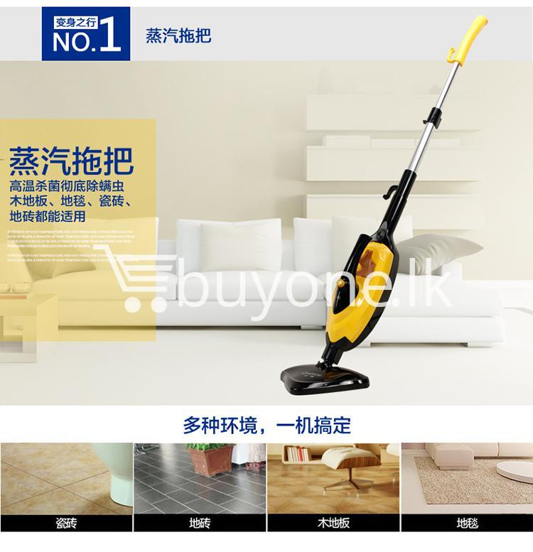 multi functional 5 in 1 steam mop x5 home and kitchen special best offer buy one lk sri lanka 43801 1 - Multi Functional 5 in 1 Steam mop x5
