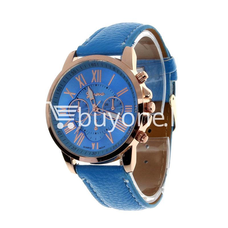 new geneva casual roman numerals quartz women wrist watches watch store special best offer buy one lk sri lanka 11990 1 - New Geneva Casual Roman Numerals Quartz Women Wrist Watches