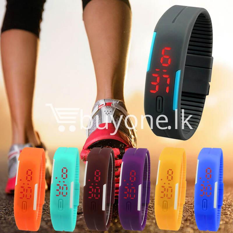 new ultra thin digital led sports watch men watches special best offer buy one lk sri lanka 23340 - New Ultra Thin Digital LED Sports Watch