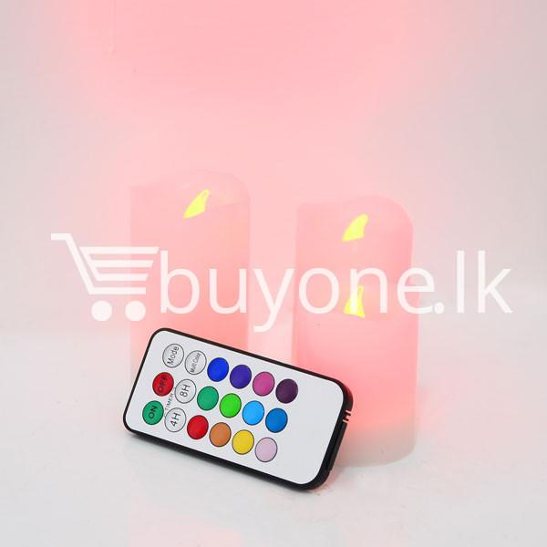 wireless romantic luma color changing candles for party birthday christmas valentine home and kitchen special best offer buy one lk sri lanka 42170 - Wireless Romantic Luma Color Changing Candles For Party, Birthday, Christmas, Valentine