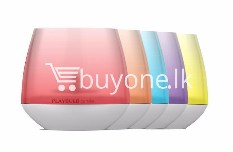 wireless smart led playbulb electric candle night light for iphone htc samsung home and kitchen special best offer buy one lk sri lanka 72414 4 - Wireless Smart LED Playbulb Electric Candle night light For iPhone, HTC, Samsung