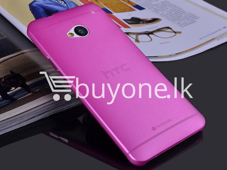 0.29mm ultra thin translucent slim soft mobile phone case for htc one m7 mobile phone accessories special best offer buy one lk sri lanka 13388 - 0.29mm Ultra thin Translucent Slim Soft Mobile Phone Case For HTC One M7