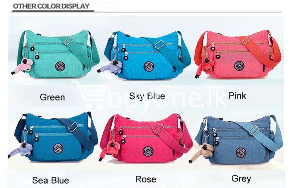 2016 original waterproof kipling shoulder bags accessories special best offer buy one lk sri lanka 31089 1 - 2016 Original Multi Color Waterproof Kipling Shoulder Bags Design
