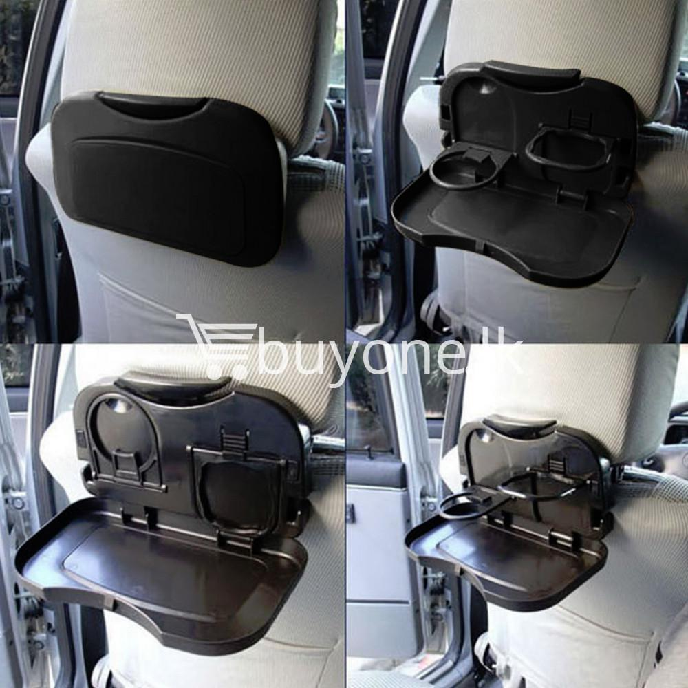 brand new folding auto flexible car back seat table tray holder automobile store special best offer buy one lk sri lanka 85762 1 - Brand New Folding Auto Flexible Car Back Seat Table Tray Holder
