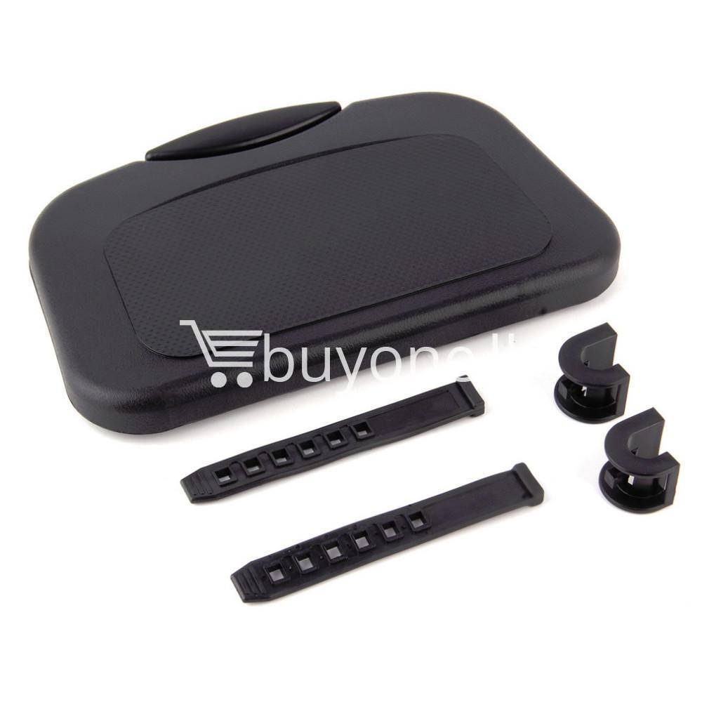 brand new folding auto flexible car back seat table tray holder automobile store special best offer buy one lk sri lanka 85762 - Brand New Folding Auto Flexible Car Back Seat Table Tray Holder
