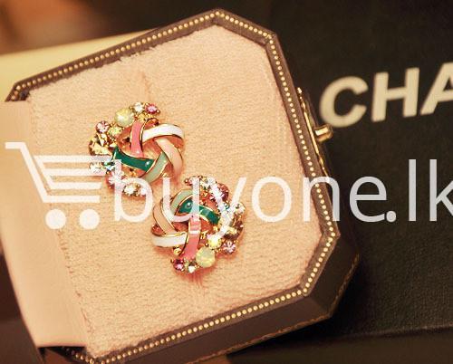 2016 new upscale temperament rhinestone stud earrings jewelry earrings special best offer buy one lk sri lanka 63036 1 - 2016 New Upscale Temperament Rhinestone Stud Earrings Jewelry
