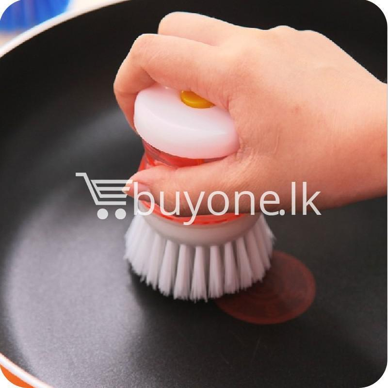 automatic washing brush for non sticky pans dishes home and kitchen special best offer buy one lk sri lanka 35044 - Automatic Washing Brush For Non Sticky Pans, Dishes