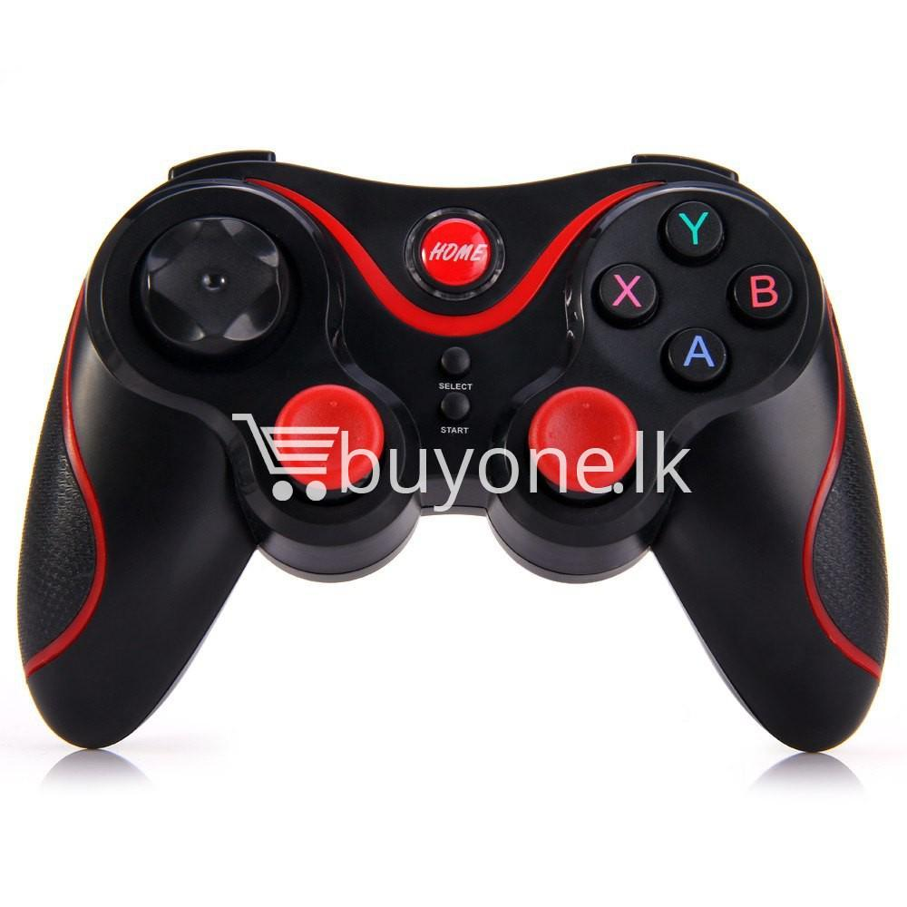 professional wireless gaming gamepad controller for samsung htc oneplus tablet pc tv box smartphone mobile phone accessories special best offer buy one lk sri lanka 44745 - Professional Wireless Gaming Gamepad Controller For Samsung, HTC, OnePlus, Tablet, PC, TV Box, Smartphone