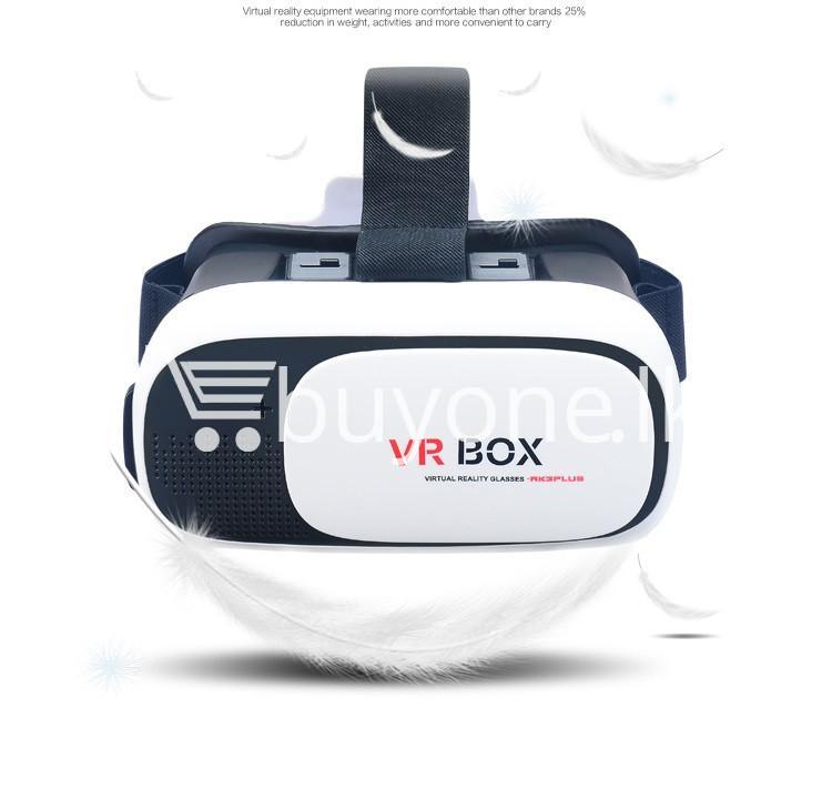 3d virtual reality box for iphones smartphones mobile phone accessories special best offer buy one lk sri lanka 56290 - 3D Virtual Reality Box for iPhones & Smartphones