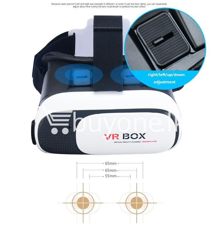 3d virtual reality box for iphones smartphones mobile phone accessories special best offer buy one lk sri lanka 56297 - 3D Virtual Reality Box for iPhones & Smartphones