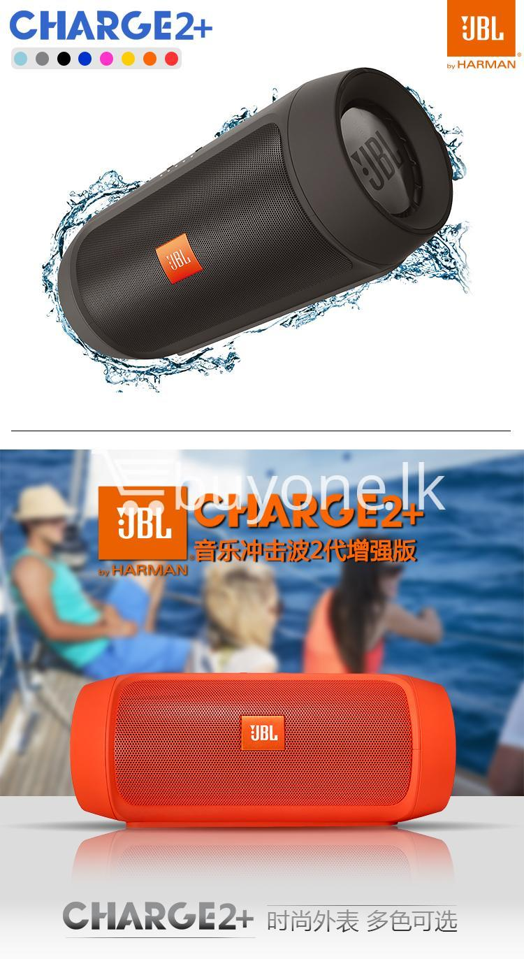 jbl charge 2 portable bluetooth speaker with usb charger power bank mobile phone accessories special best offer buy one lk sri lanka 08937 - JBL Charge 2 Portable Bluetooth Speaker with USB Charger Power Bank