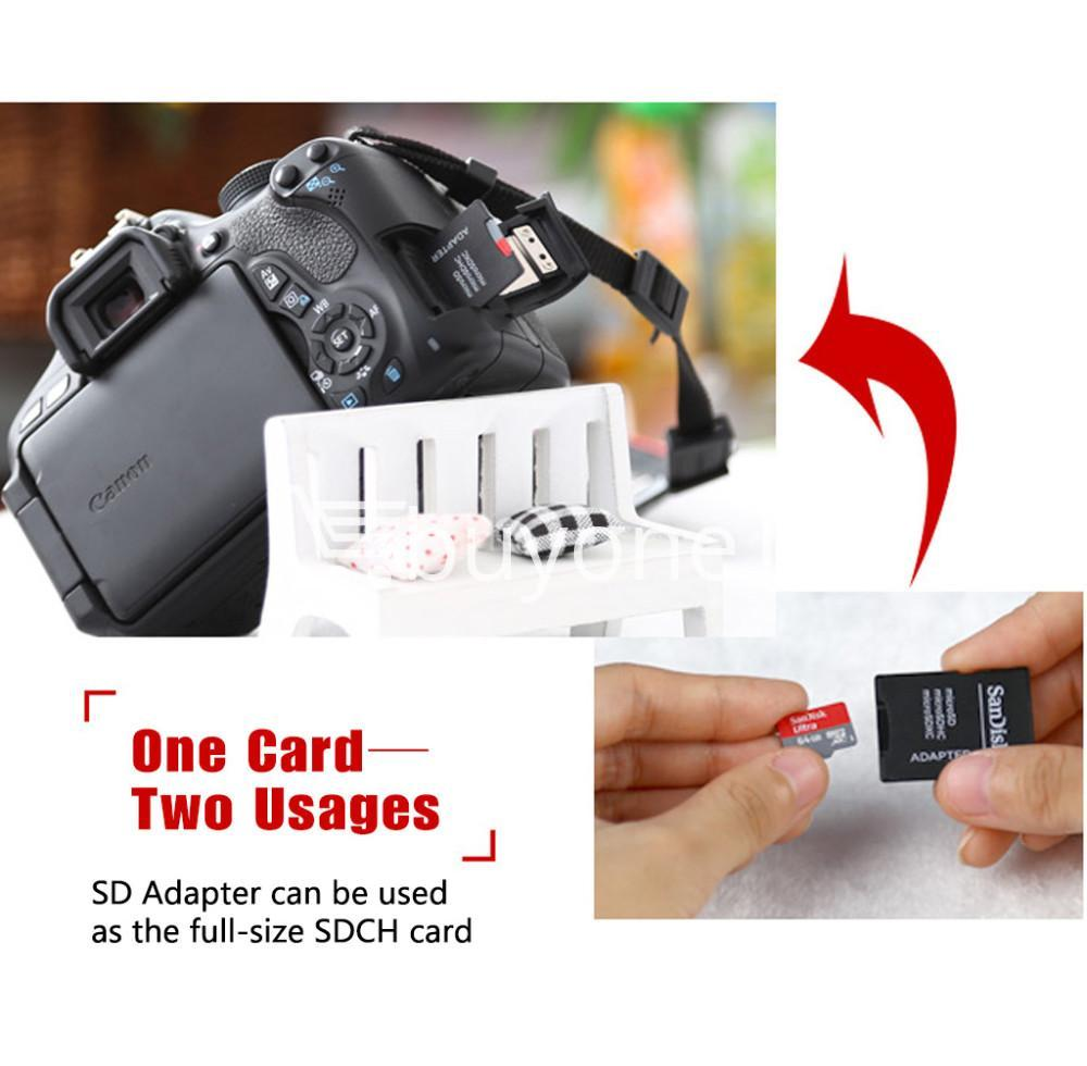 original new 16gb sandisk ultra microsd card microsdxc ush i with adapter camera store special best offer buy one lk sri lanka 85752 - Original New 16GB SanDisk Ultra MicroSD Card microSDXC USH-I with Adapter