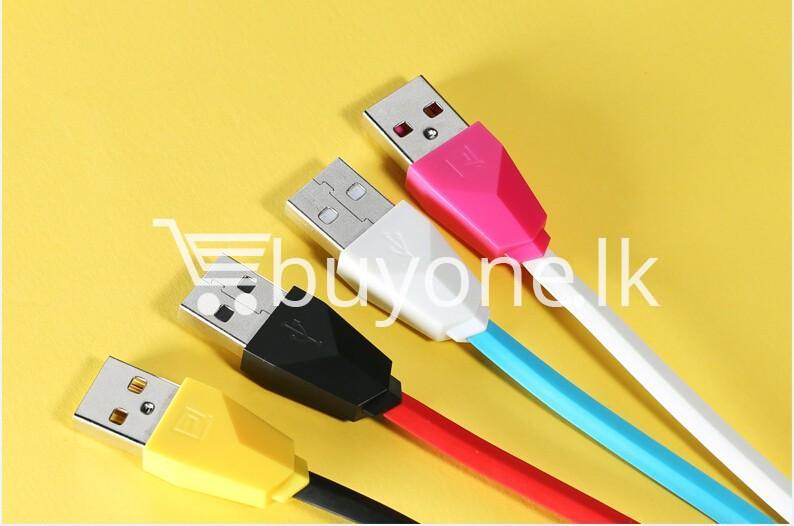 original remax alien series mobile phone cable fast charging data sync cable mobile phone accessories special best offer buy one lk sri lanka 24975 - Original Remax Alien Series Mobile Phone Cable Fast Charging Data Sync Cable
