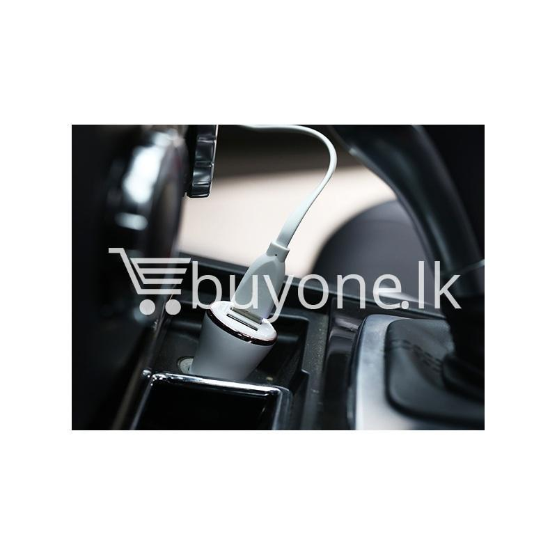 original remax dolfin triple ports usb car charger for iphone ipad samsung htc mobile phone accessories special best offer buy one lk sri lanka 26486 - Original Remax Dolfin Triple Ports USB Car Charger For iPhone iPad Samsung HTC