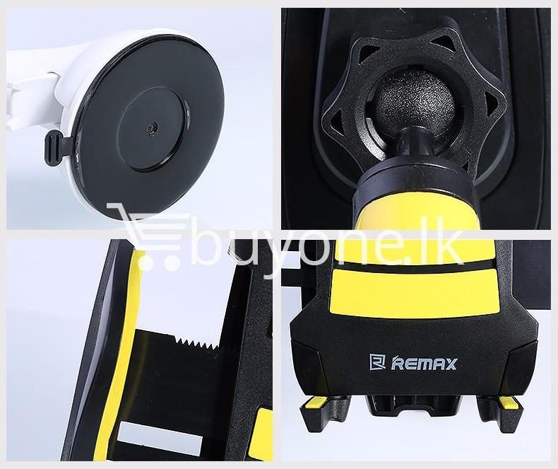 original remax newest hot 360 degrees car mobile mount car kit mobile phone accessories special best offer buy one lk sri lanka 76555 - Original Remax Newest Hot 360 Degrees Car Mobile Mount Car Kit
