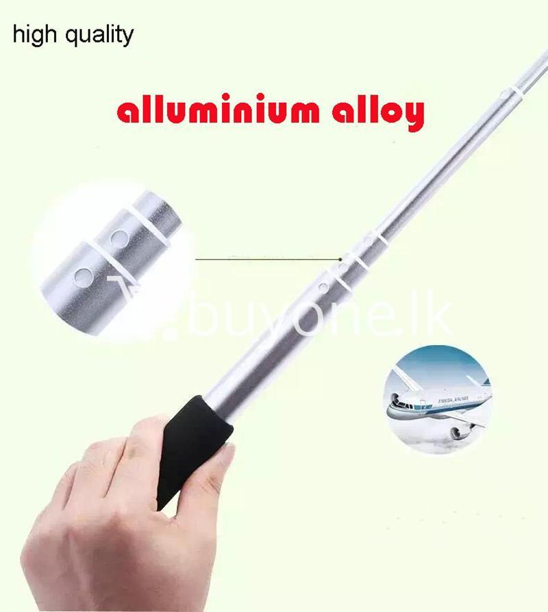 original remax p4 bluetooth selfie stick titanium metal body mobile phone accessories special best offer buy one lk sri lanka 24314 - Original Remax P4 Bluetooth Selfie Stick Titanium Metal Body