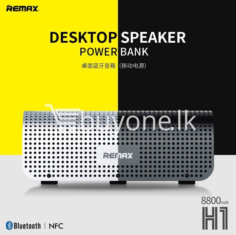 original remax portble desktop speakers with power bank computer accessories special best offer buy one lk sri lanka 94566 - Original Remax Portble Desktop Speakers With Power Bank