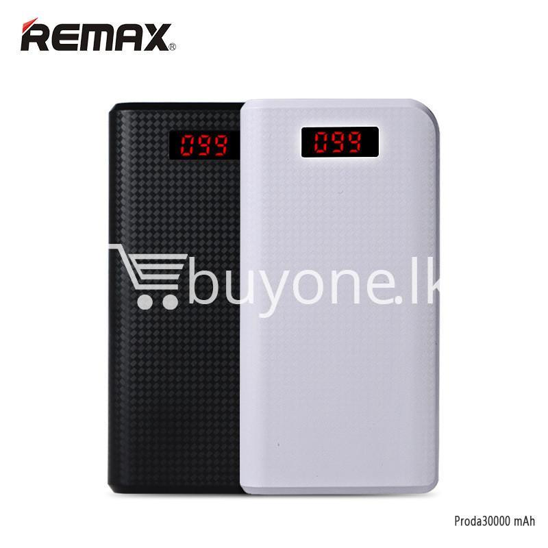 original remax proda power bank 30000 mah mobile phone accessories special best offer buy one lk sri lanka 29133 - Original Remax Proda Power Bank 30000 mAh