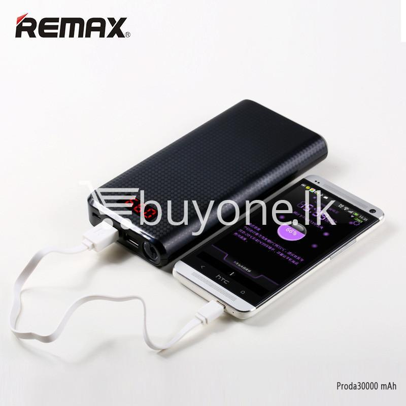 original remax proda power bank 30000 mah mobile phone accessories special best offer buy one lk sri lanka 29136 - Original Remax Proda Power Bank 30000 mAh