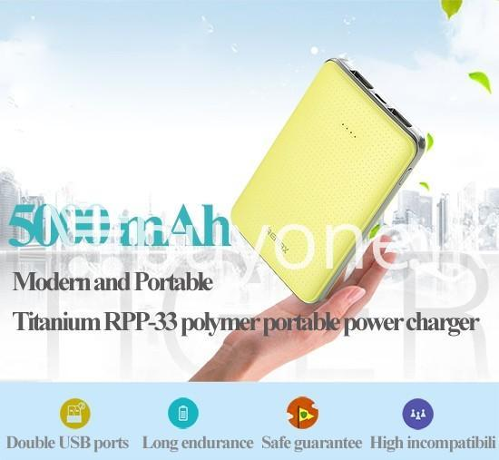 original remax tiger rpp 33 5000mah portable dual usb power bank mini external battery mobile phone accessories special best offer buy one lk sri lanka 25470 - Original Remax Tiger RPP-33 5000mAh Portable Dual USB Power Bank Mini External Battery