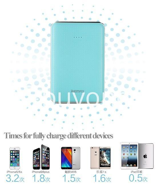 original remax tiger rpp 33 5000mah portable dual usb power bank mini external battery mobile phone accessories special best offer buy one lk sri lanka 25474 - Original Remax Tiger RPP-33 5000mAh Portable Dual USB Power Bank Mini External Battery