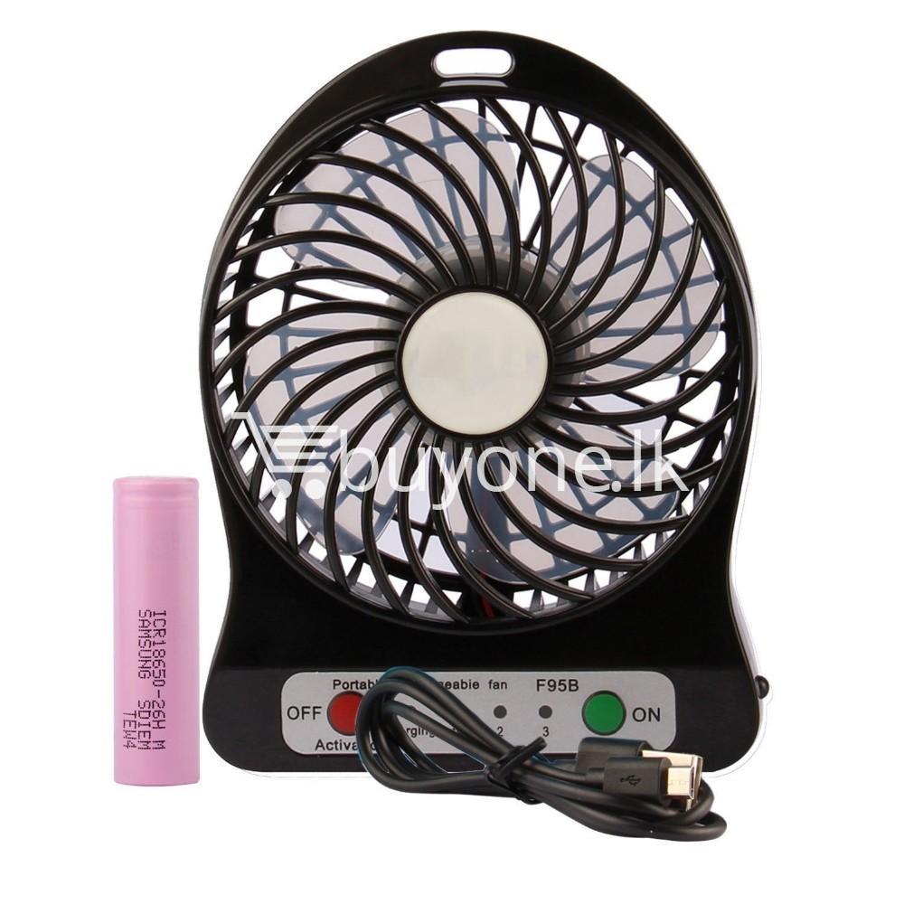 portable usb mini fan home and kitchen special best offer buy one lk sri lanka 93251 - Portable USB Mini Fan