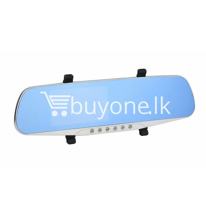 rearview mirror car recorder dual rear view mirror automobile store special best offer buy one lk sri lanka 95360 - Rearview Mirror Car Recorder Dual Rear View Mirror