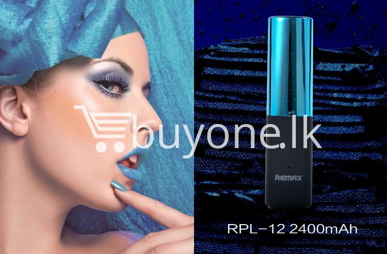 remax 2600mah fashion luxury lipstick power bank mobile phone accessories special best offer buy one lk sri lanka 23665 - REMAX 2600mAh Fashion Luxury Lipstick Power Bank