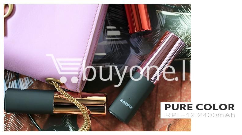 remax 2600mah fashion luxury lipstick power bank mobile phone accessories special best offer buy one lk sri lanka 23666 - REMAX 2600mAh Fashion Luxury Lipstick Power Bank