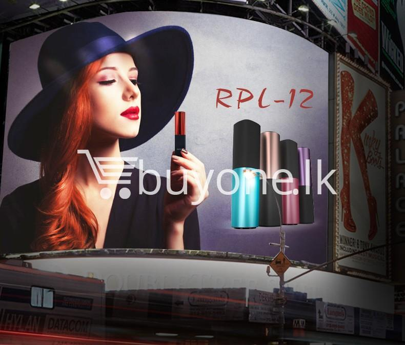 remax 2600mah fashion luxury lipstick power bank mobile phone accessories special best offer buy one lk sri lanka 23670 - REMAX 2600mAh Fashion Luxury Lipstick Power Bank