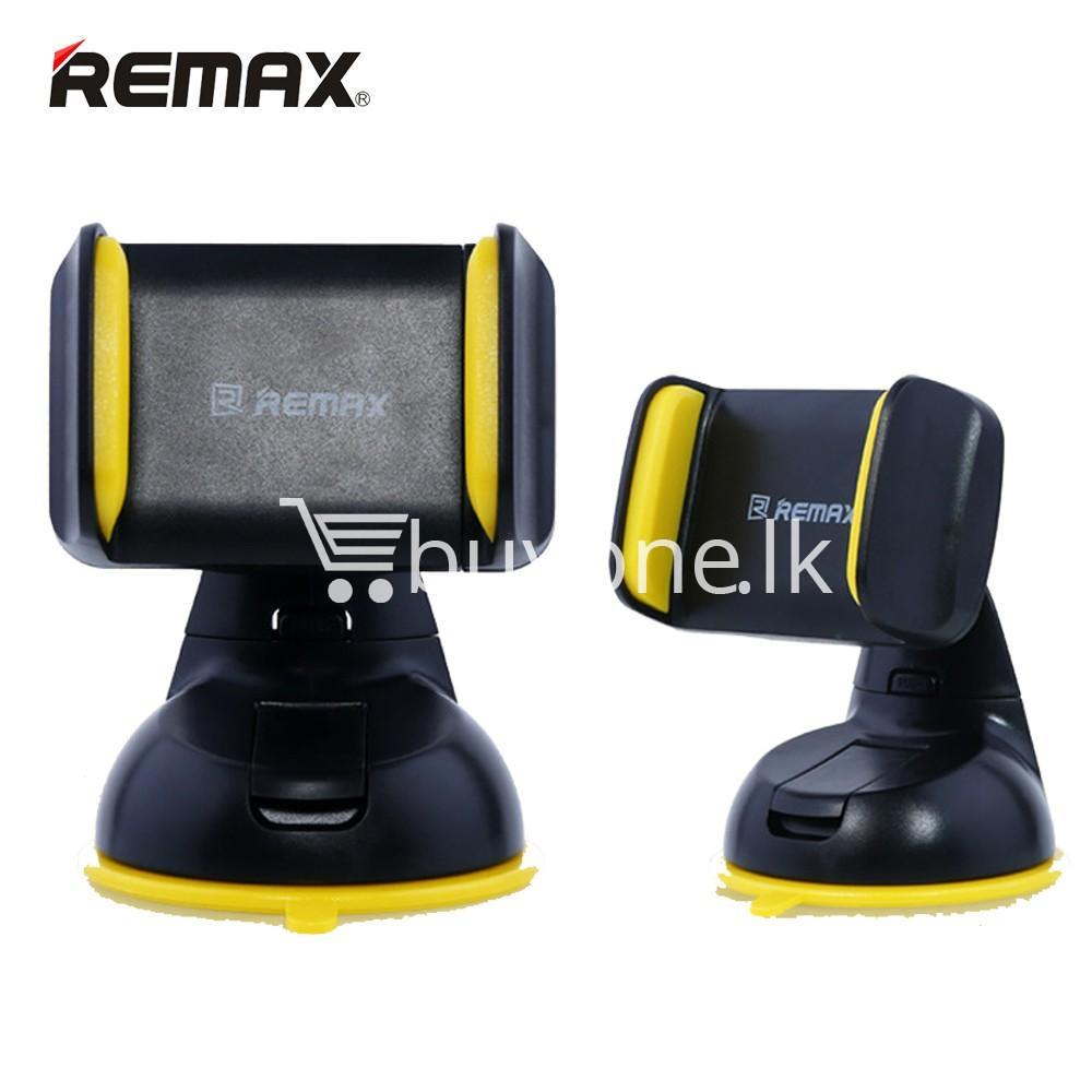 remax car mount holder with stand windshield 360 degree rotating mobile phone accessories special best offer buy one lk sri lanka 21682 - Remax Car Mount Holder with Stand Windshield 360 Degree Rotating