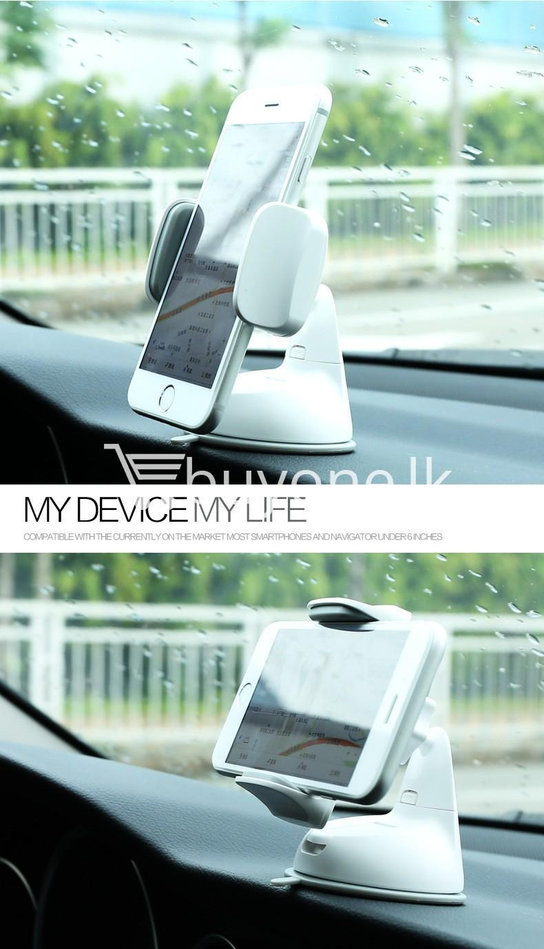 remax car mount holder with stand windshield 360 degree rotating mobile phone accessories special best offer buy one lk sri lanka 21698 - Remax Car Mount Holder with Stand Windshield 360 Degree Rotating