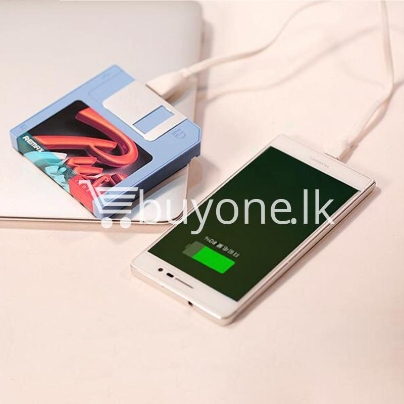 remax mobile phone power bank floppy disk design mobile store special best offer buy one lk sri lanka 23207 - Remax Mobile Phone Power Bank Floppy Disk Design