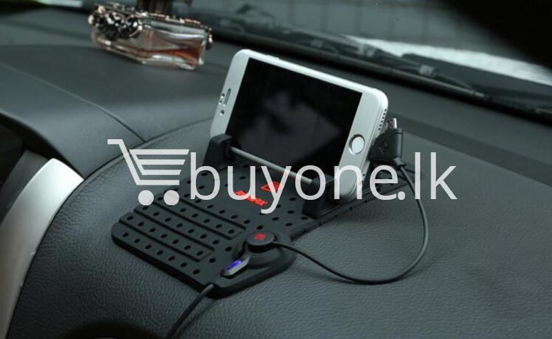 remax universal car holder with 2 in 1 charging output mobile phone accessories special best offer buy one lk sri lanka 18305 - Remax Universal Car Holder with 2 in 1 Charging Output