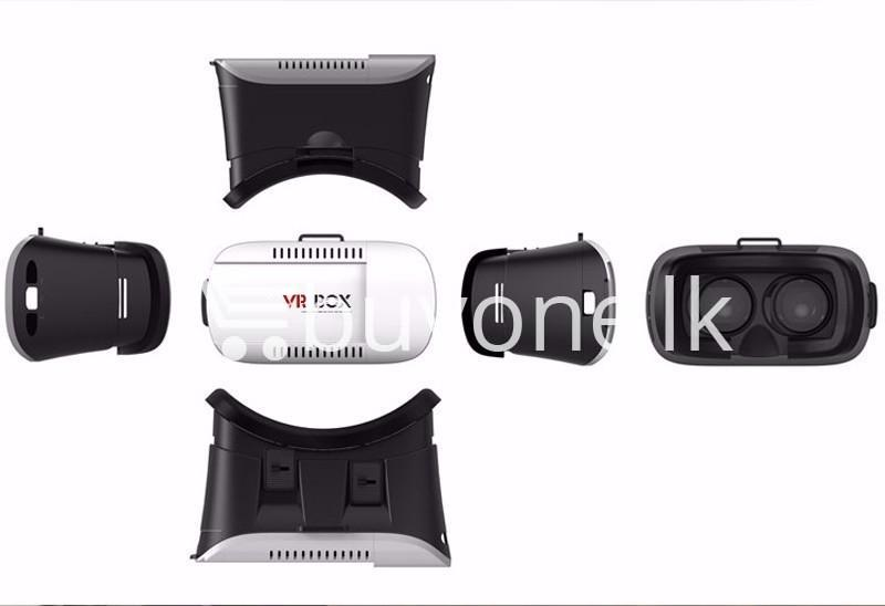 vr box virtual reality 3d glasses with bluetooth wireless remote mobile phone accessories special best offer buy one lk sri lanka 56520 - VR BOX Virtual Reality 3D Glasses with Bluetooth Wireless Remote