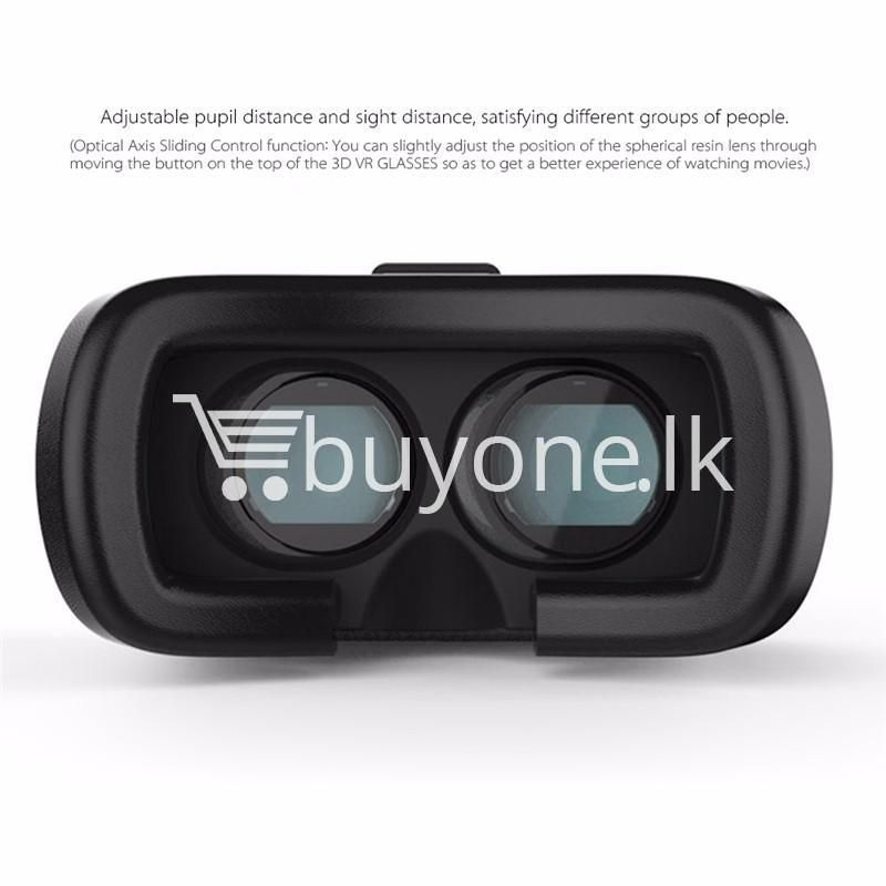 vr box virtual reality 3d glasses with bluetooth wireless remote mobile phone accessories special best offer buy one lk sri lanka 56522 - VR BOX Virtual Reality 3D Glasses with Bluetooth Wireless Remote