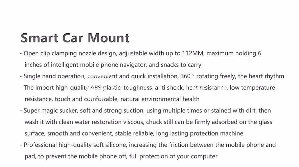 baseus smart car mount universal phone holder automobile store special best offer buy one lk sri lanka 22279 - Baseus Smart Car Mount Universal Phone Holder