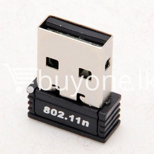 high speed wireless wifi adapter 150mbps dongle computer store special best offer buy one lk sri lanka 64009 1 - High Speed Wireless WiFi adapter 150Mbps Dongle