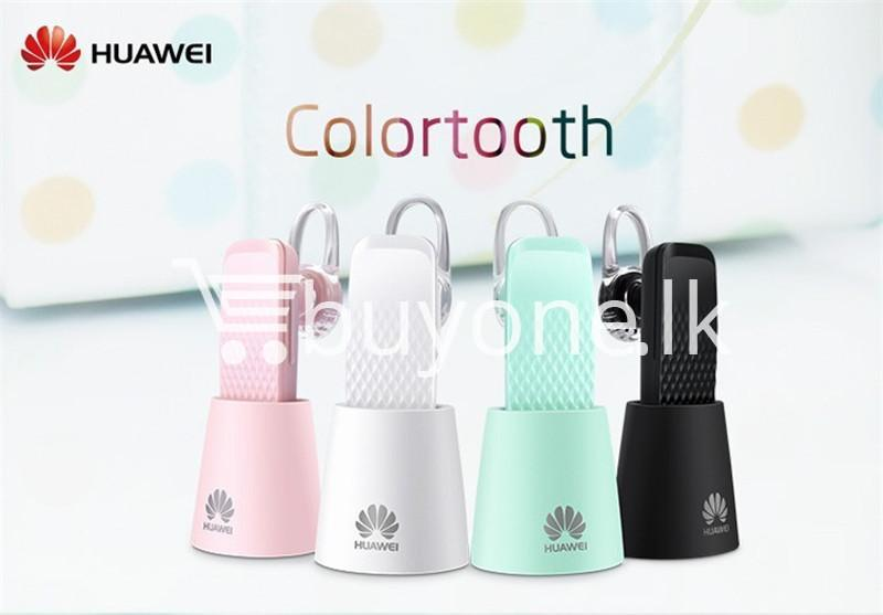 huawei colortooth bluetooth earphone support calling music function dual connection for smart phone mobile phone accessories special best offer buy one lk sri lanka 57916 - Huawei Colortooth Bluetooth Earphone Support Calling Music Function Dual Connection for Smart Phone